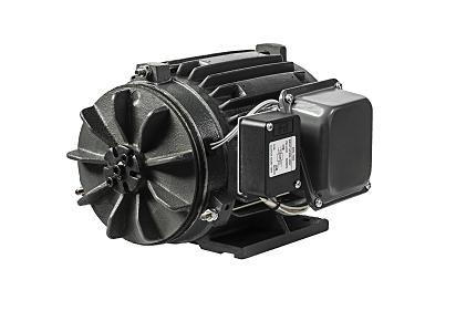 Horizontal Induction AC Brake Motor IEC Frame 2