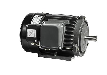 Horizontal Induction AC Brake Motor IEC Frame 1