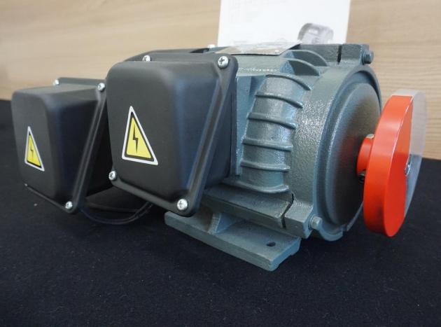 Horizontal Induction AC Brake Motor IEC Frame 3