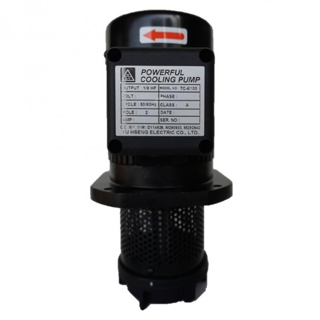 TC-8100 1/8HP Coolant pump, 100 mm (4